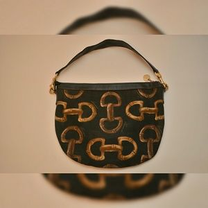 AUTHENTIC VINTAGE Gucci shoulder hobo bag